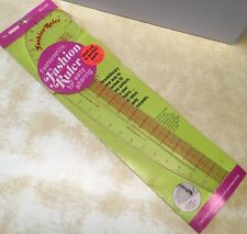 Fashionetics Fashion Ruler for Easy Altering 1970 Tailoring Tool Custom Fit 6092