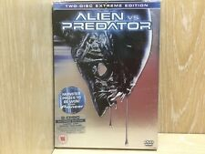 Alien Vs Predator DVD 2 Disc Extreme Edition New & Sealed