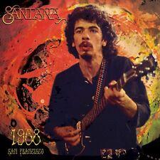 SANTANA 1968 San Francisco CD Evil Ways Soul Sacrifice Rock n Roll Carlos Guitar
