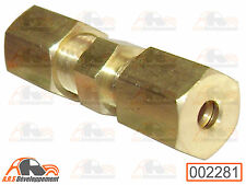 RACCORD NEUF réparation tuyau frein 3,5mm Citroen 2CV DYANE MEHARI AMI8  -2281-