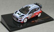 HYUNDAI I20 WRC #1 WIN RALLYE ANTIBES 2014 BOUFFIER PANSERI IXO RAM586 1/43
