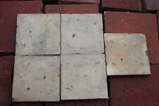 Reclaimed Buff/Yellow Quarry Tile