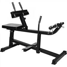 Gorilla Sports Wadenmaschine Beintrainer Wadentrainer Fitness Calf Machine