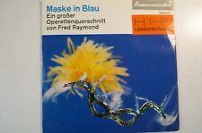 Maske in Blau - Ein großer Operettenquerschnitt (Fred Raymond) 26602Z  B4611