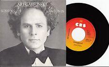 """Art Garfunkel - Scissors Cut/Hang On In, 7"""" Single 1981  VG+"""