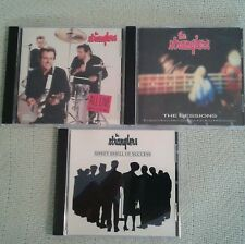 STRANGLERS the sessions SWEET SMELL OF SUCCESS all live and of the night 3 CD's