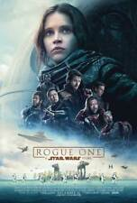 "NEW Rogue One: A Star Wars Story (2016) Style-A 27x40"" Epic Sci-fi Movie Poster"