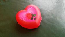 Tupperware, Brotdose Herz mit Rose, Valentinstag, Muttertag, neu und original