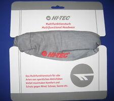 Fa.: HI-TEC Multifunktionstuch / Bandana / Sturmhaube / Oma / Beduine ,grau