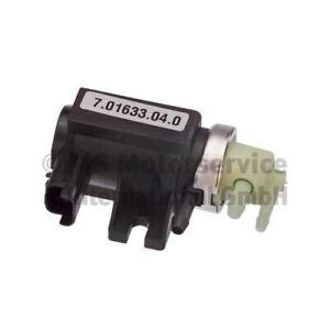 1 Capteur de pression, turbocompresseur PIERBURG 7.01633.04.0 convient à FIAT