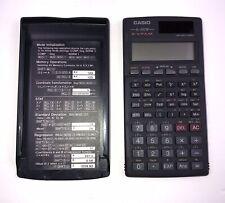 Casio Fx-300w S-V.P.A.M Scientific Calulator Solor/Battery Power
