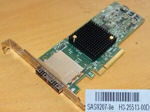 LSI HBA SAS9207-8e LSI Logic Host Bus Adapter 8 SAS/SATA Channel PCIexpress x8