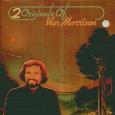 """VAN MORRISON """" 2 ORIGINALS OF (HIS BAND AND THE STREET-TUPELO HONEY)"""" 2 LP NUOVO"""