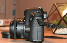 MINT Canon EOS 6D DSLR Camera 20.2 MP With 50mm STM Lens 5347644 (2 LENSES)