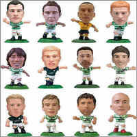 Corinthian Microstar Football Model Figures Celtic - Various Players