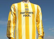 BNWT Rare Newcastle United 2009-2010 Player Issue Away Long Sleeve Shirt XXL