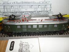 Trix-H0-22105-Elektro-Lok BR E 19 11-der DRG-Grün-Ep.II-Digital-Neu-OVP