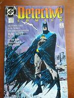 DC Comics Detective Comics 1989 #600 (1 comic) Blind Justice 3 of 3