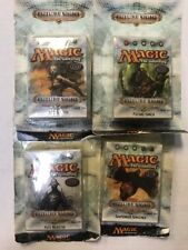 Magic The Gathering Future Sight Theme Deck Set Of All 4, TCG MTG CCG Intro