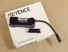 Keyence FS-V21R SO(2435) Fiber Amplifier Sensor with 4 Pin Connector New Surplus