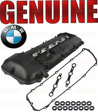 Genuine BMW  Valve Cover with Gasket & Grommets  11 12 1 432 928