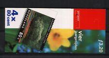NEDERLAND; postzegelboekje 53a/53d (4 boekjes) postfris/**/ MNH