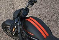 Harley Davidson Vrod Night Rod stripe kit And Side Sticker ANY COLOUR
