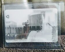 Evel Knievel Personal Caesars Palace room Key Card 3-D Lenticular Hologram