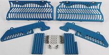 UNABIKER RADIATOR GUARD (BLUE) Fits: Husaberg TE125,TE250,TE300 Husqvarna TE 250
