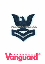 Genuine US Navy Petty Officer Second Class Cap Badge Insignia, NEW