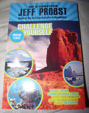 NEW Paperback Book Challenge Yourself Amazing Places Weird Trivia & Facts Probst