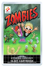 ZOMBIES ATE MY NEIGHBORS MEGA DRIVE FRIDGE MAGNET IMAN NEVERA