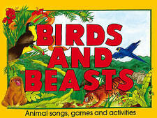 Songbooks - Birds and Beasts: Animal songs, games and activities, Roberts, Sheen