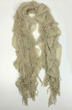 Bulk Lots 12x Ladies Warm Winter Soft Knit long Scarf -7 Colours Assorted G6321
