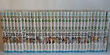 Shaman King All 32 Volumes Complete (Jump Comics) Marketplace Comics Set]