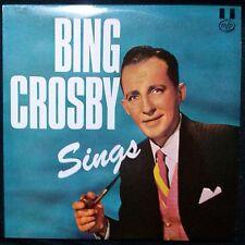 BING CROSBY SINGS - VINYL LP AUSTRALIA