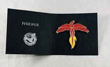 Loot Crate Phoenix Fawkes Enamel Pin Badge Harry Potter New Wizarding World