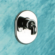 IPERBOLE MISCELATORE incasso doccia Ideal standard ottone cromato