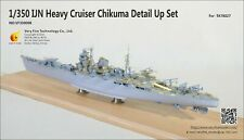 Very Fire Detail Up Set for 1/350 IJN Chikuma (For Tamiya 78027)