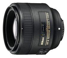 Nikon AF f/1.8 Camera Lenses