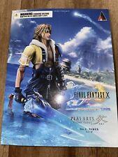 TIDUS Final Fantasy X HD Remaster Square Enix Play Arts Kai Action Figure  NEW