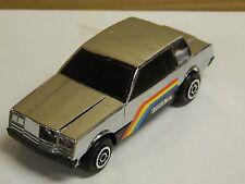 Vintage TONKA # 112 Chromed BUICK RIVIERA New Old Stock 1/43 Sc Plastic/Metal: