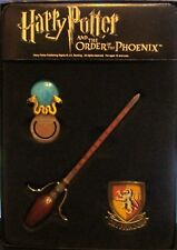 Harry Potter 2 Bookmarks Broom Letter Opener Stationary Set Order of the Phoenix