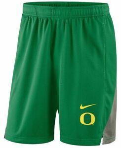 Nike NCAA Oregon Ducks Football Team Shorts Men's Large AR6842 377 NWT Rare