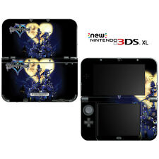 Kingdom Hearts for New Nintendo 3DS XL Skin Decal Cover