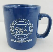 Detroit Smoking Gun Philadelphia Sunny Smoke Piston TV Ceramic White Coffee Mug