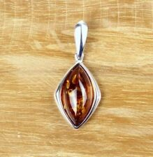 Natural Amber Fine Pendants