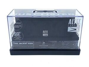 Altec Lansing Jacket H2O 3 Waterproof Bluetooth Speaker - Black