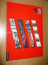 THE OFFICIAL FERRARI MAGAZINE N.2 SEPTEMBER 2008 LANGUAGE EDIZIONE INGLESE AUTO