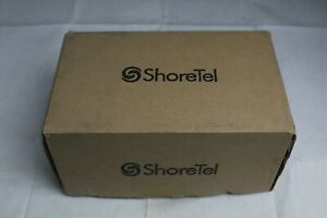 *NEW IN BOX* Shoretel IP 110 Single Line VoIP Business Office Phone